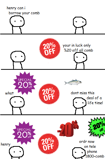 most sale